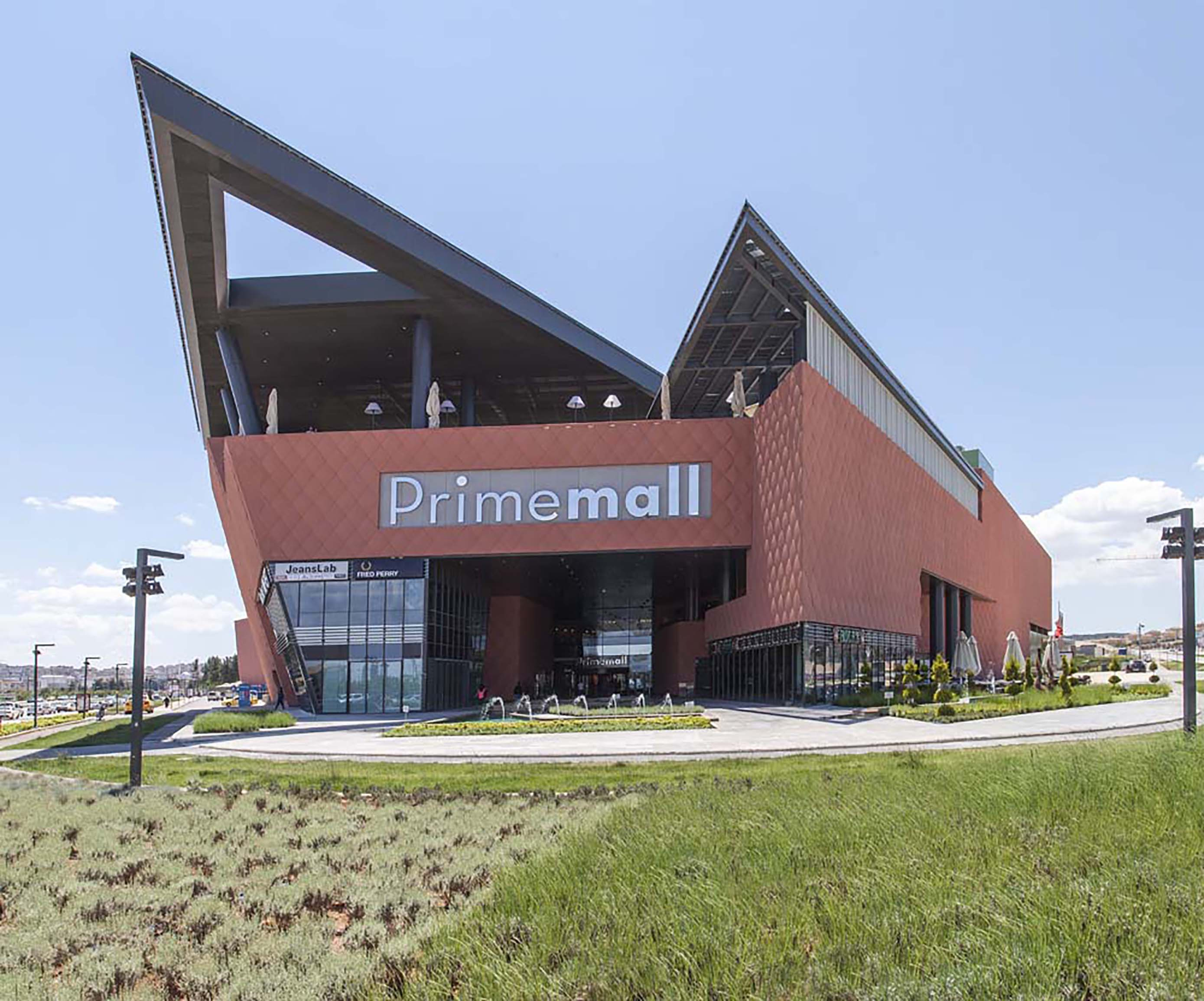Fibrobeton Primemall Shopping Mall