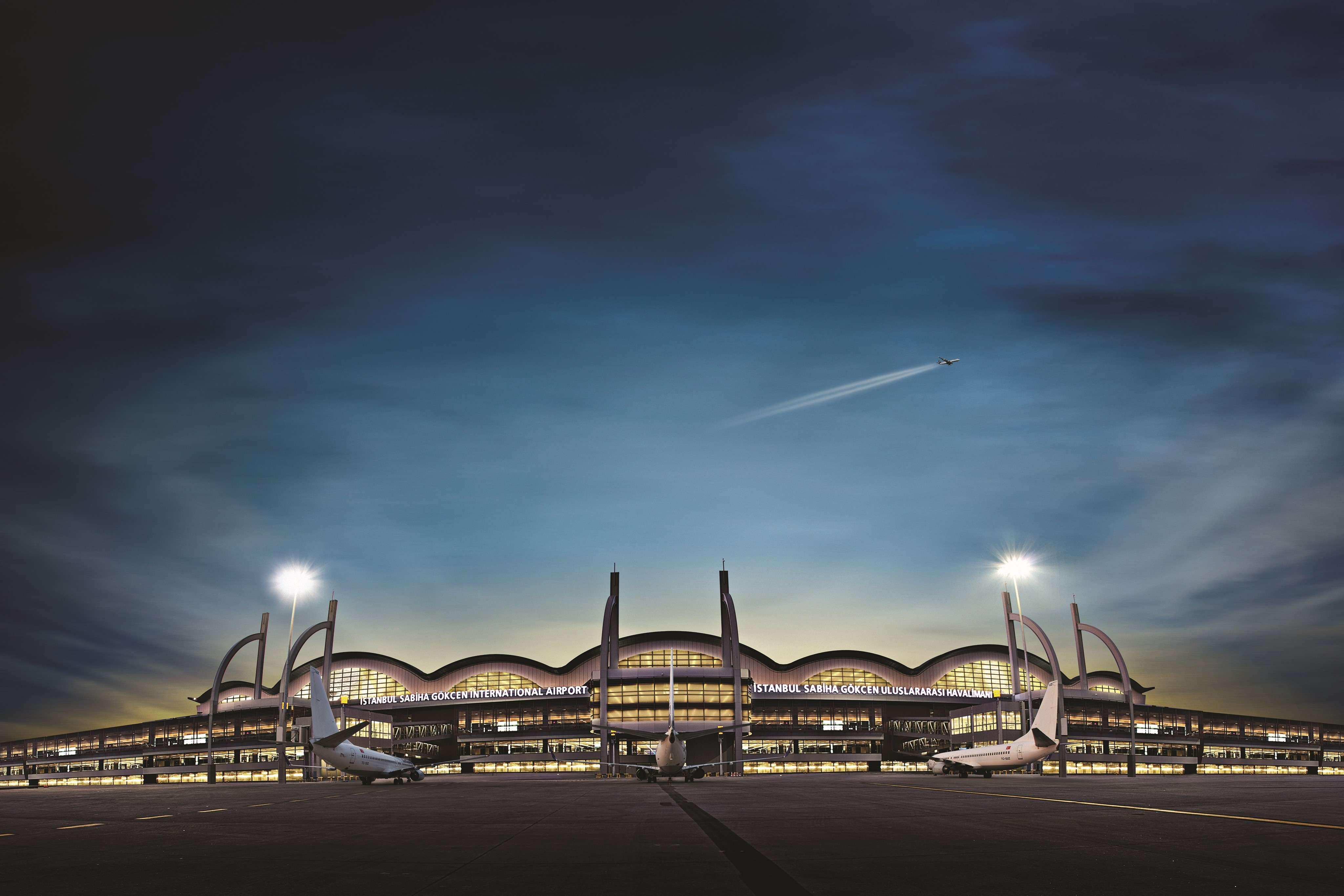 Fibrobeton Sabiha Gokcen Airport