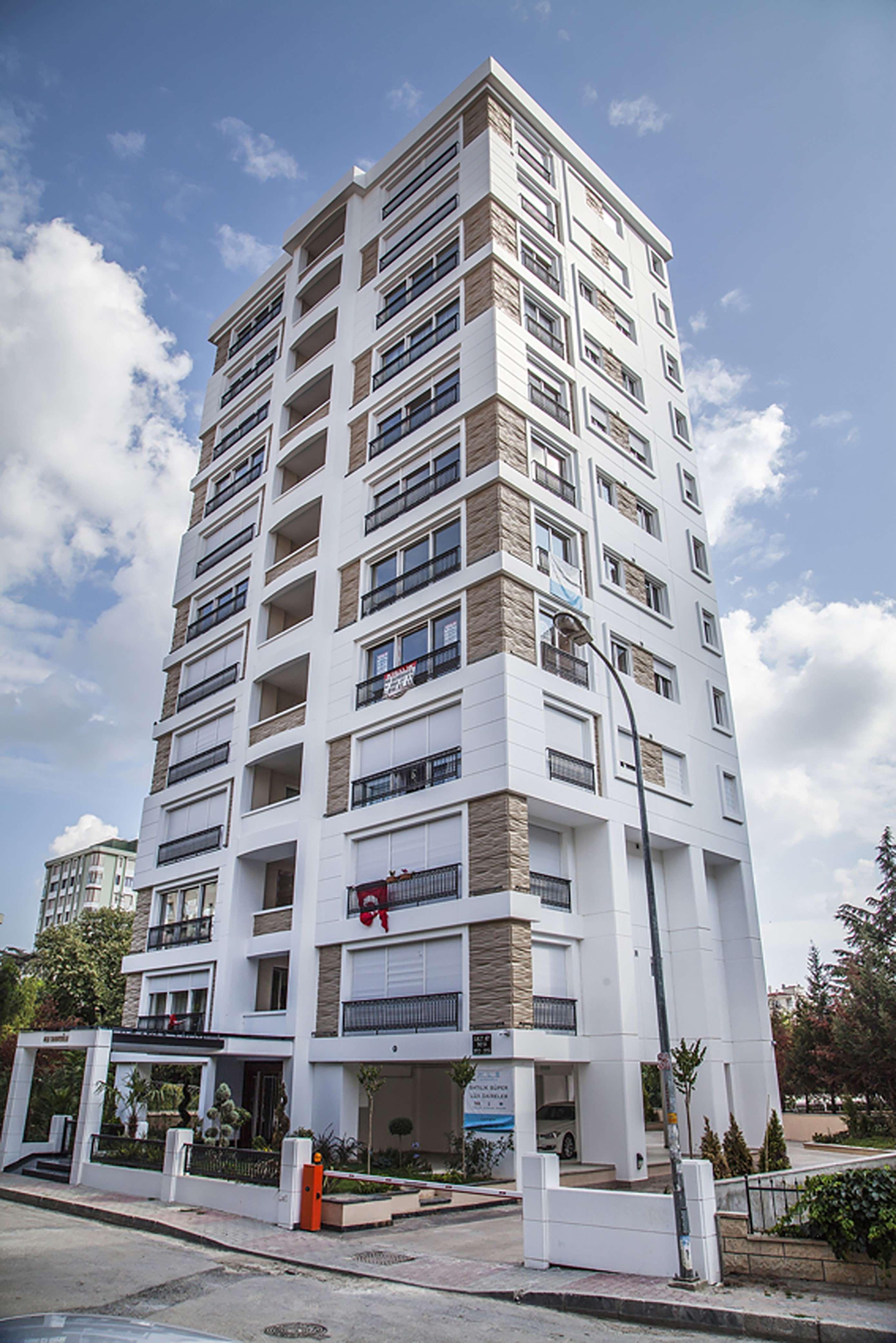 Fibrobeton Hlb Sadikoglu Residence