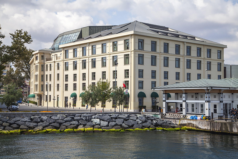 Fibrobeton Shangri La Hotel