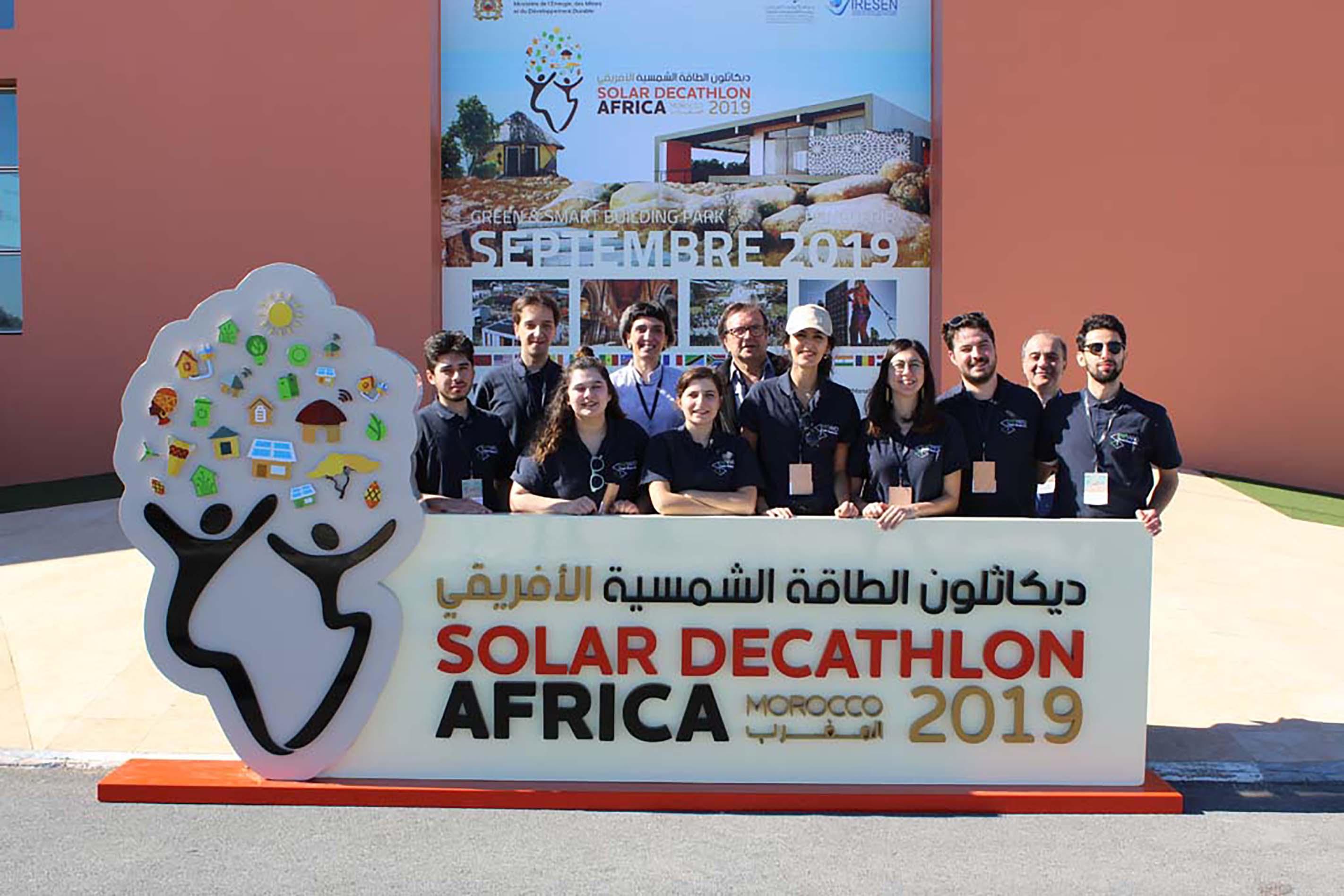 Fibrobeton Team Bosphorus Takımı ReYard Evi Projesi Ile Fas`Ta Yarışacak…