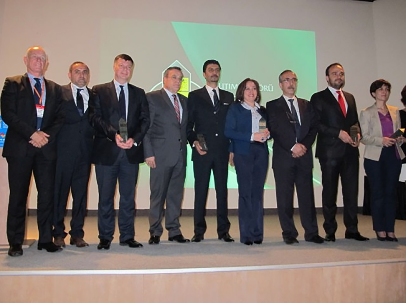 Fibrobeton Insulation Industry Achievement Awards Founded Their Owners.