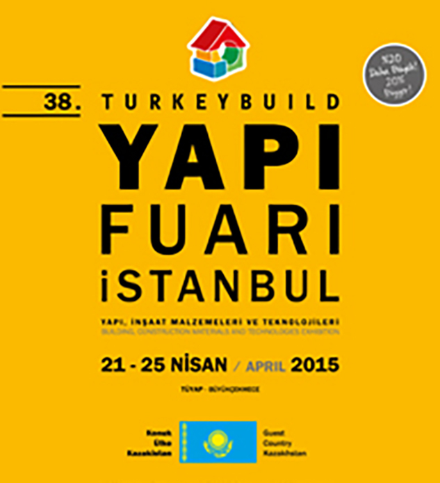 Fibrobeton In Turkeybuild Fair!