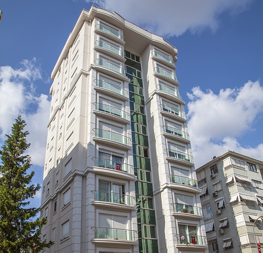Fibrobeton Yesim Residence, Kadikoy
