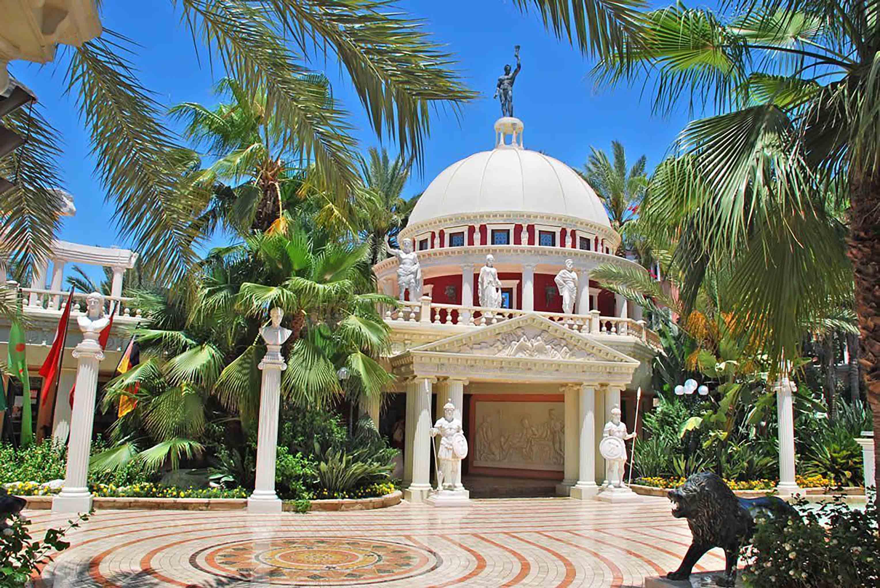 Fibrobeton Yetkin Club Otel, Alanya