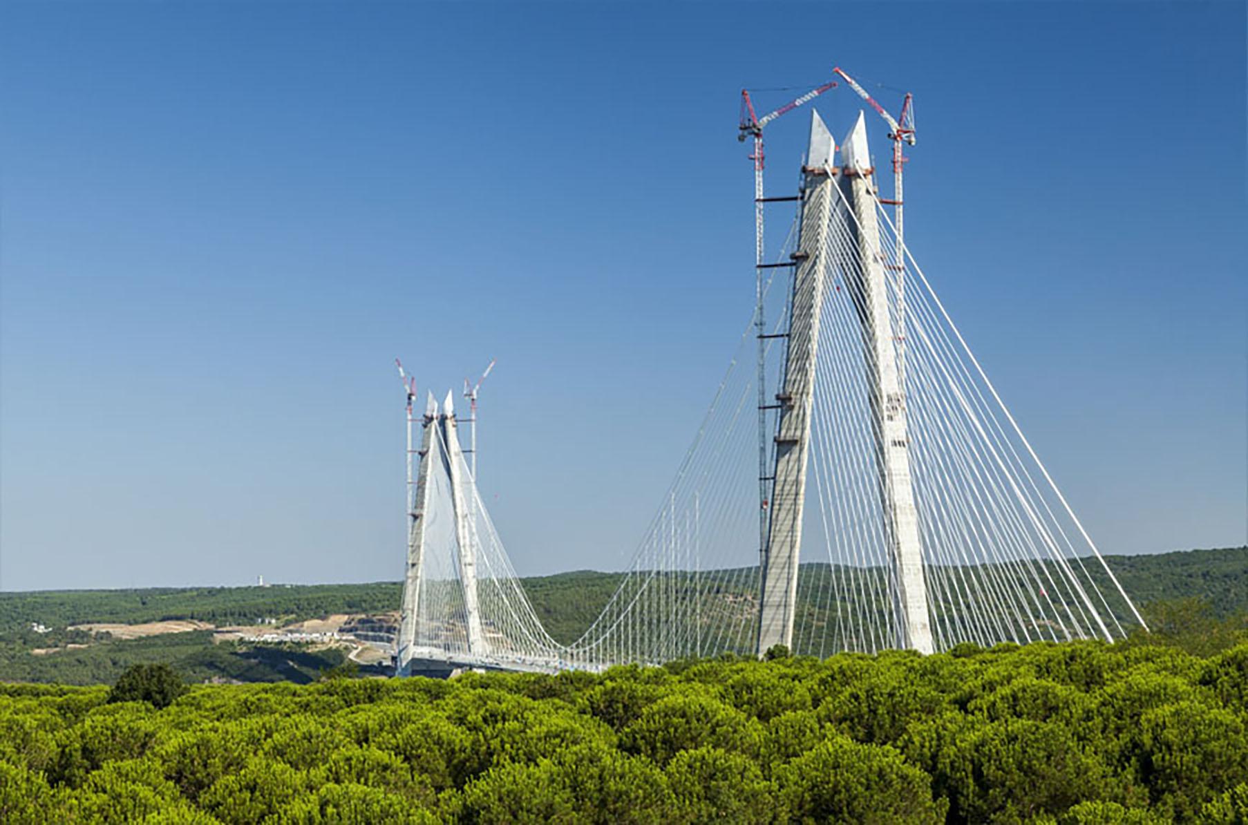 Fibrobeton Yavuz Sultan Selim Bridge