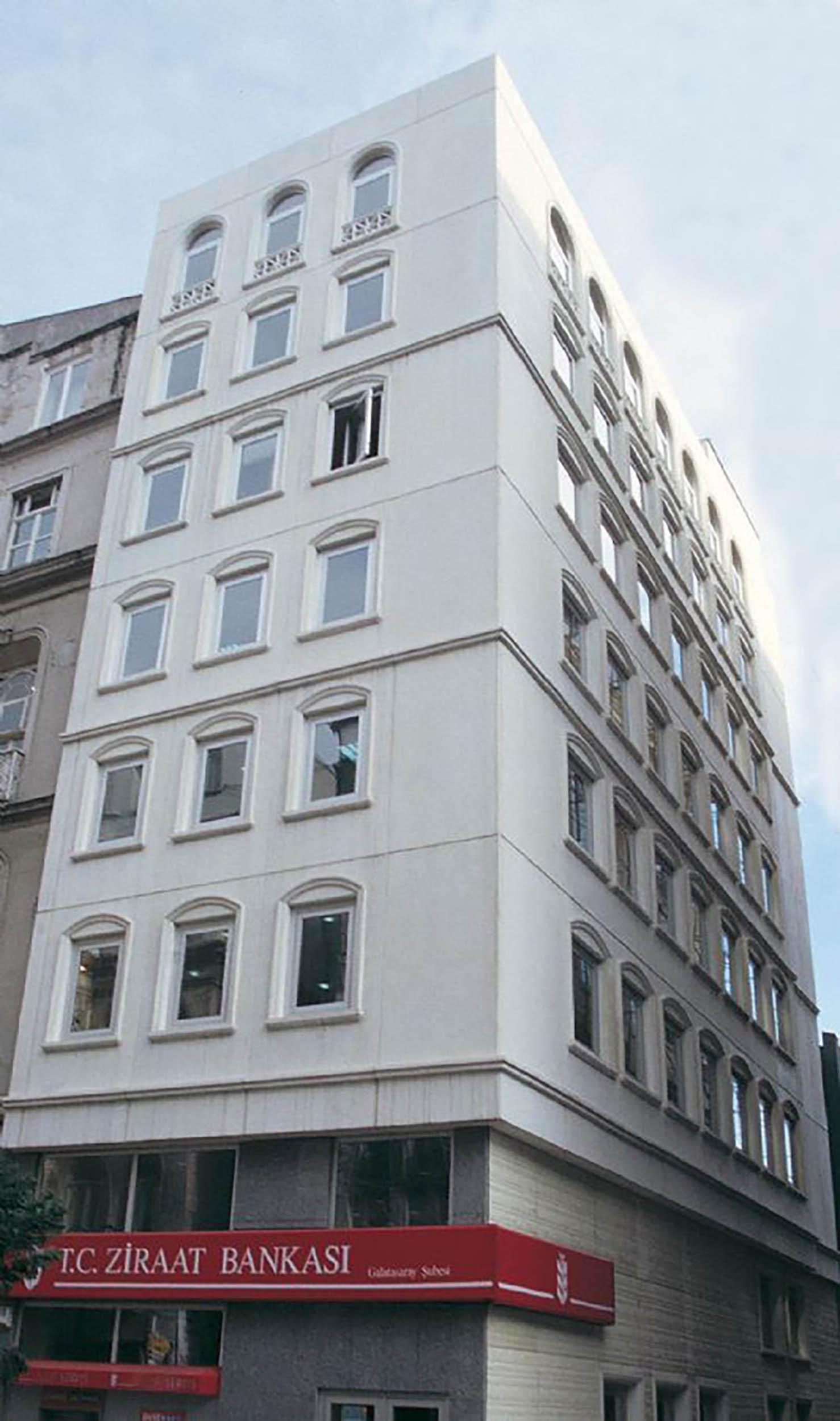 Fibrobeton Ziraat Bank, Galatasaray