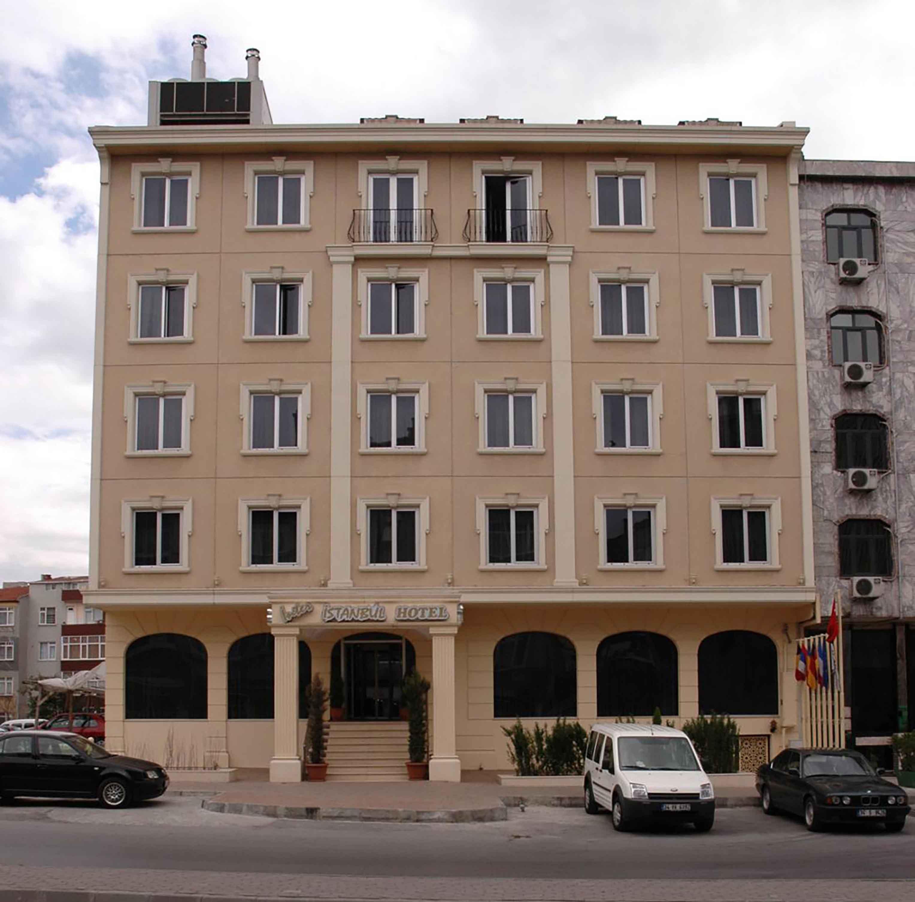 Fibrobeton Inter Istanbul Hotel