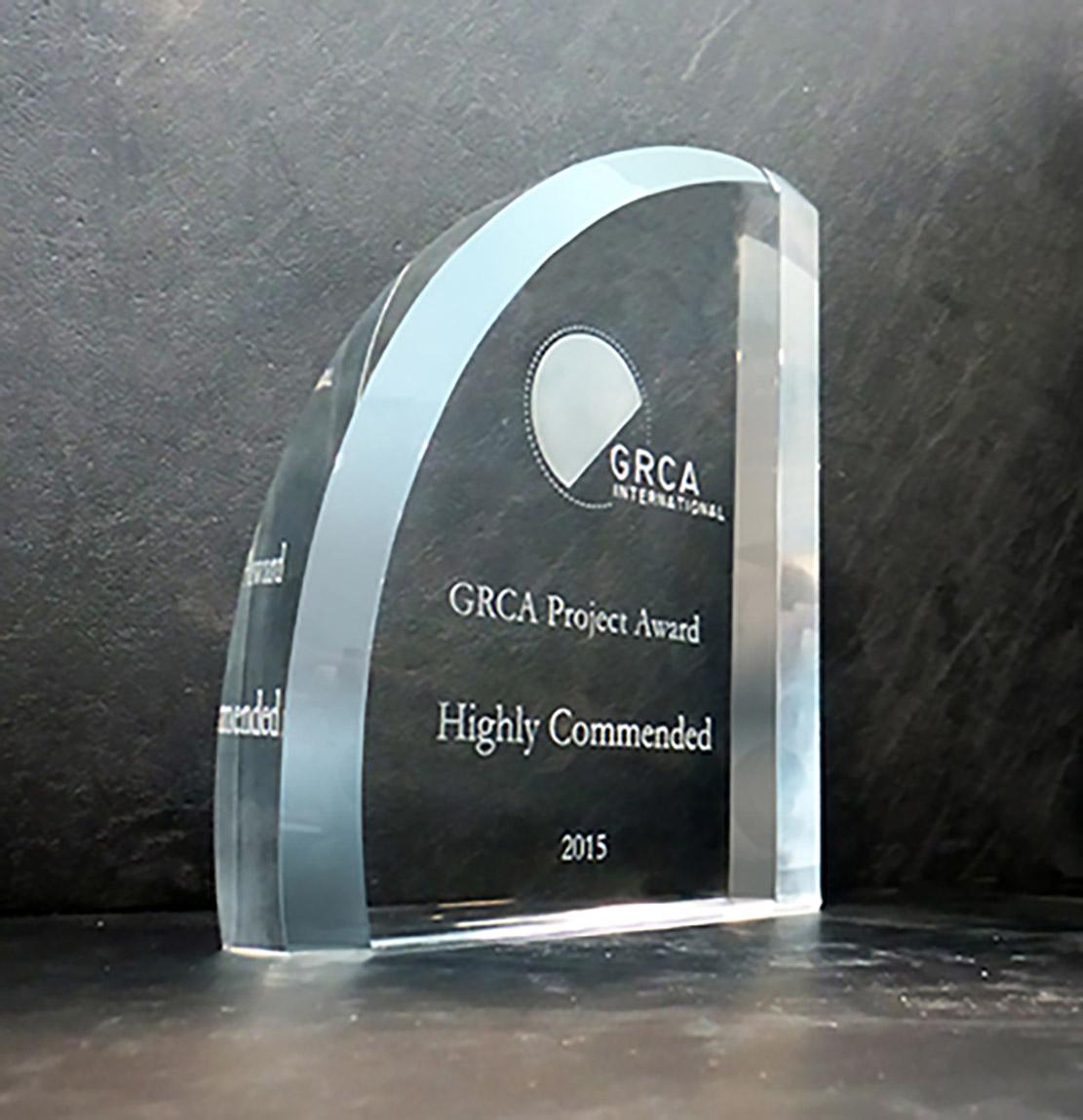 Fibrobeton 5th Prize From World GRC Manufacturers To Fibrobeton