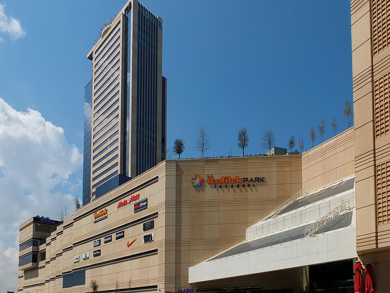 Fibrobeton Özdilek Park Alışveriş Merkezi, Otel Ve Residence, Levent