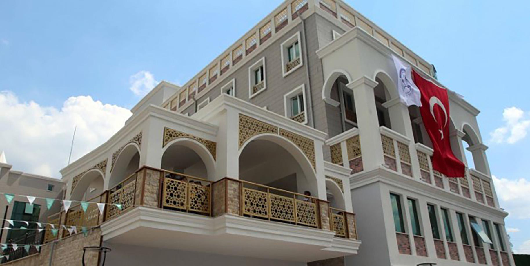 Fibrobeton Meryem Hatun Course Building